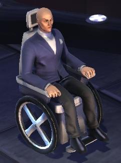 Character - Professor Xavier