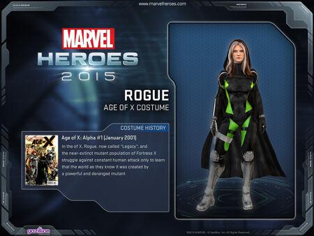 MarvelHeroes2015 Costume Rogue AgeOfX