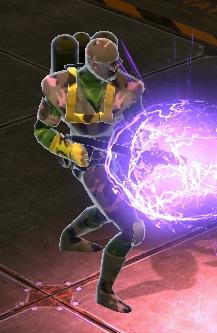 Character - HYDRA Plasma Caster