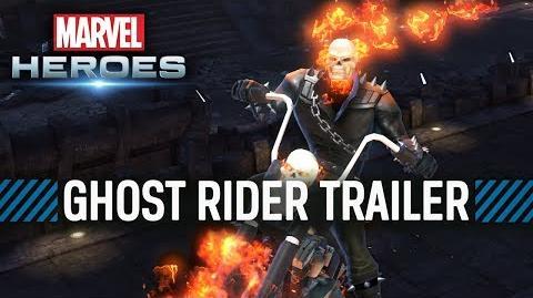 Marvel Heroes - Ghost Rider Trailer