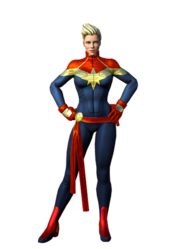 Store CaptainMarvel AllNewAllDifferent