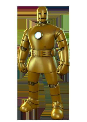 F ironman goldavenger