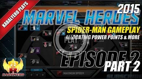 Video - WTFast & Marvel Heroes 2015 Spider-Man Gameplay E2P2
