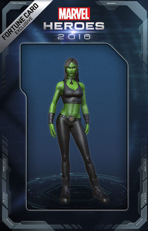 Costume X23 Skrull