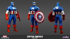 Captain America Modern Model