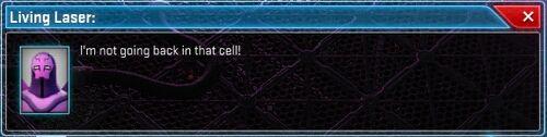 Text Box Living Laser - 01