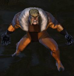 Character - Sabretooth