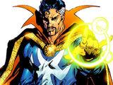 Dr. Strange (Sorcerer Supreme, Hero Datafile)