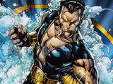 Namor, the Sub-Mariner (Hero Datafile)