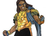 Aegis (Trey Rollins, Hero Datafile)