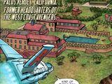 Avengers West Coast Compound
