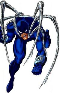 Steel Spider (Oliver Osnick)