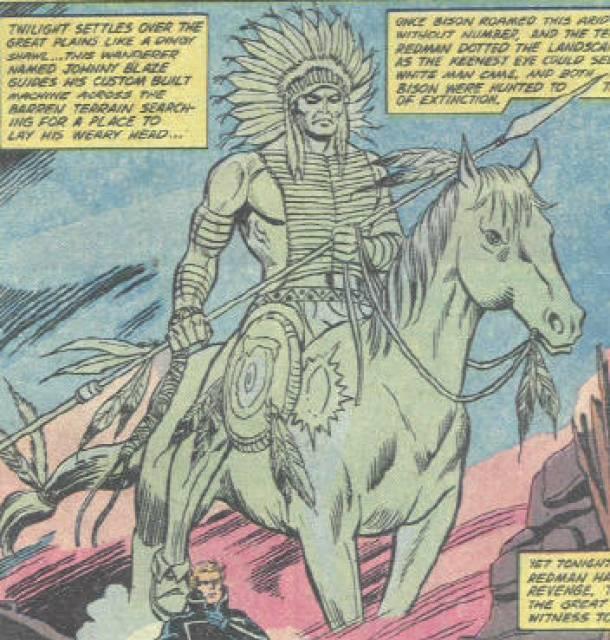 Manitou (Watcher Datafile) | Marvel Heroic Roleplaying Wiki