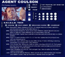 Agent Coulson (Agents of S.H.I.E.L.D., Hero Datafile)