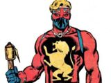 Captain Britain, First Appearance (Hero Datafile)