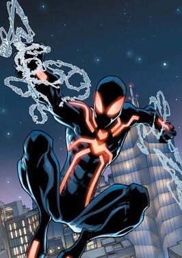 Spider-Stealth Suit Mark I