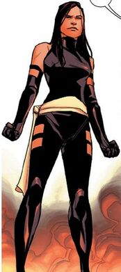 Prima tuta X-Men