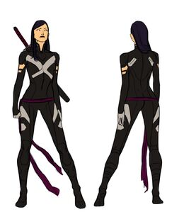 Seconda tuta X-Men