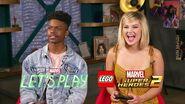 Cloak & Dagger Play LEGO Marvel Super Heroes 2 Marvel Let's Play