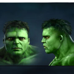 9ft Hulk Concept Art.