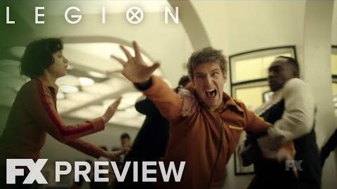 Legion Season 1 Control Promo FX