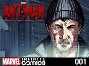 Ant-Man - Scott Lang- Small Time- Infinite -1