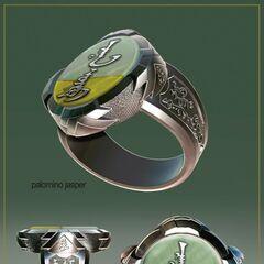 Mandarin Ring 5