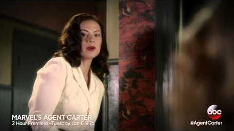 Agent Carter Gets Ready for Work - Marvel's Agent Carter Season 1, Ep