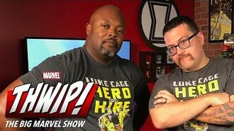 Cheo Hodari Coker joins THWIP! The Big Marvel Show!