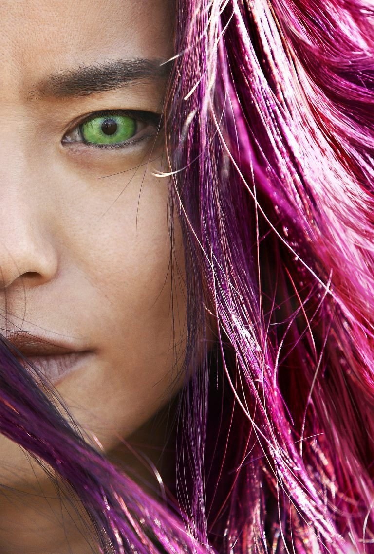 The Gifted Blink Character Poster