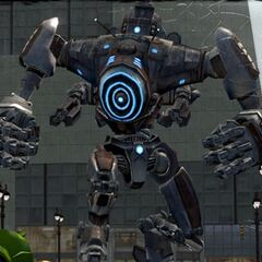 a Kyklops robot