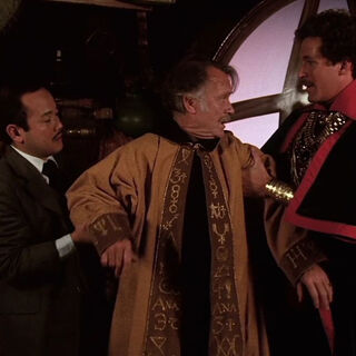 Wong and Strange help Lindmer.
