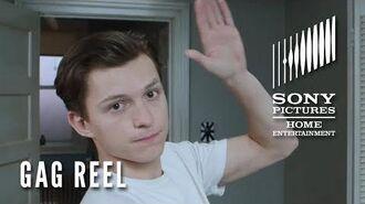SPIDER-MAN FAR FROM HOME - Digital & Blu-ray Gag Reel - Now on Digital!
