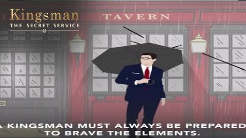 The Kingsman Way A Lesson In Weathering A Storm 20th Century FOX
