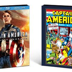 Captain America Best Buy Exclusive