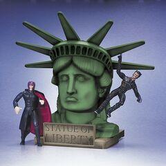 Lady Liberty Playset