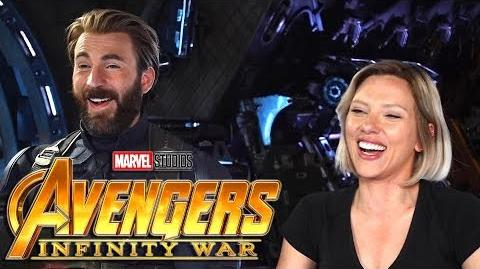 'Avengers Infinity War' Inside Marvel's Biggest Movie Yet Entertainment Tonight