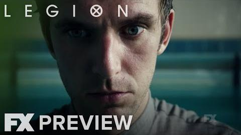 Legion Season 1 Real Promo FX