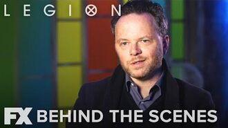 Legion Inside Season 3 The Creator, Noah Hawley FX