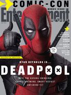 Deadpool EW Poster