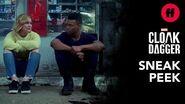Marvel's Cloak & Dagger Season 2 Finale Sneak Peek Tyrone Believes In Tandy Freeform
