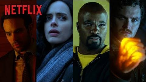 Marvel's The Defenders San Diego Comic-Con Netflix