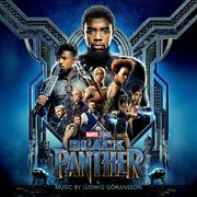 Black Panther soundtrack cover