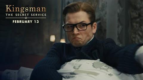 "Kingsman The Secret Service ""Now Playing"" TV Commercial HD 20th Century FOX"