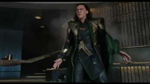 The Avengers - The Hulk VS Loki 1080p