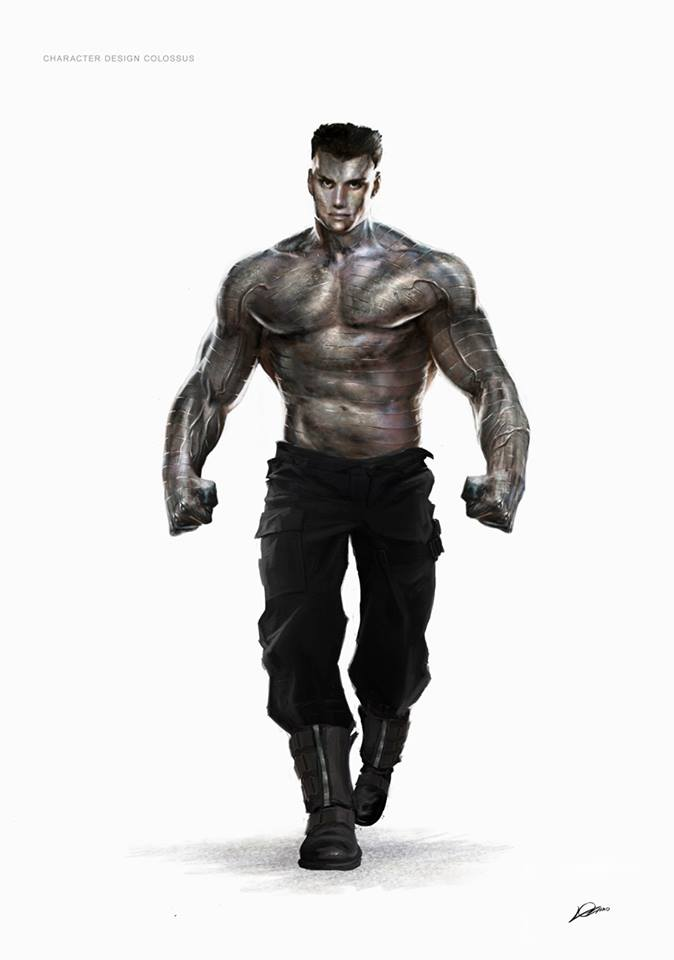 deadpool colossus concept art 01 jpg