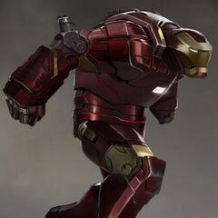 Igor armor concept art.
