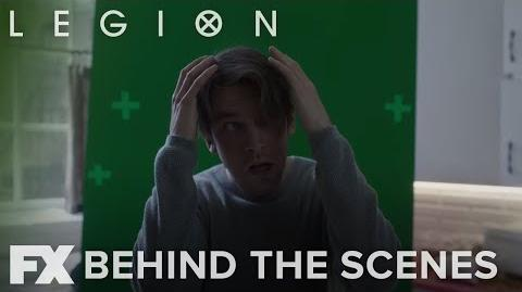 Legion Inside Season 1 Special Effects FX