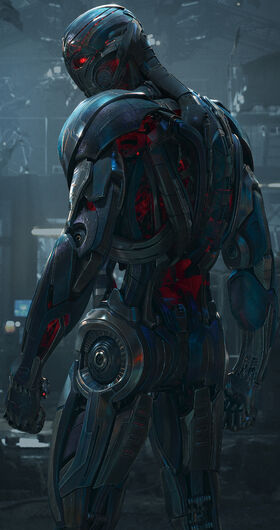 Ultron Poster Crop