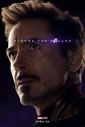 Endgame Character Posters 01